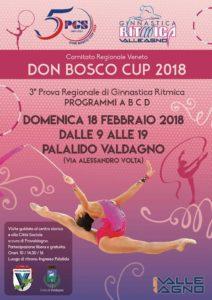Read more about the article Per la prima volta a Valdagno una gara di ginnastica ritmica