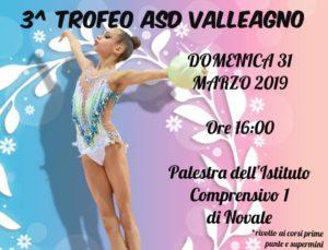 Read more about the article 3^ Trofeo ASD Valle Agno. Domenica 31 marzo alle ore 16 presso la Palestra del Comprensivo 1 di Novale